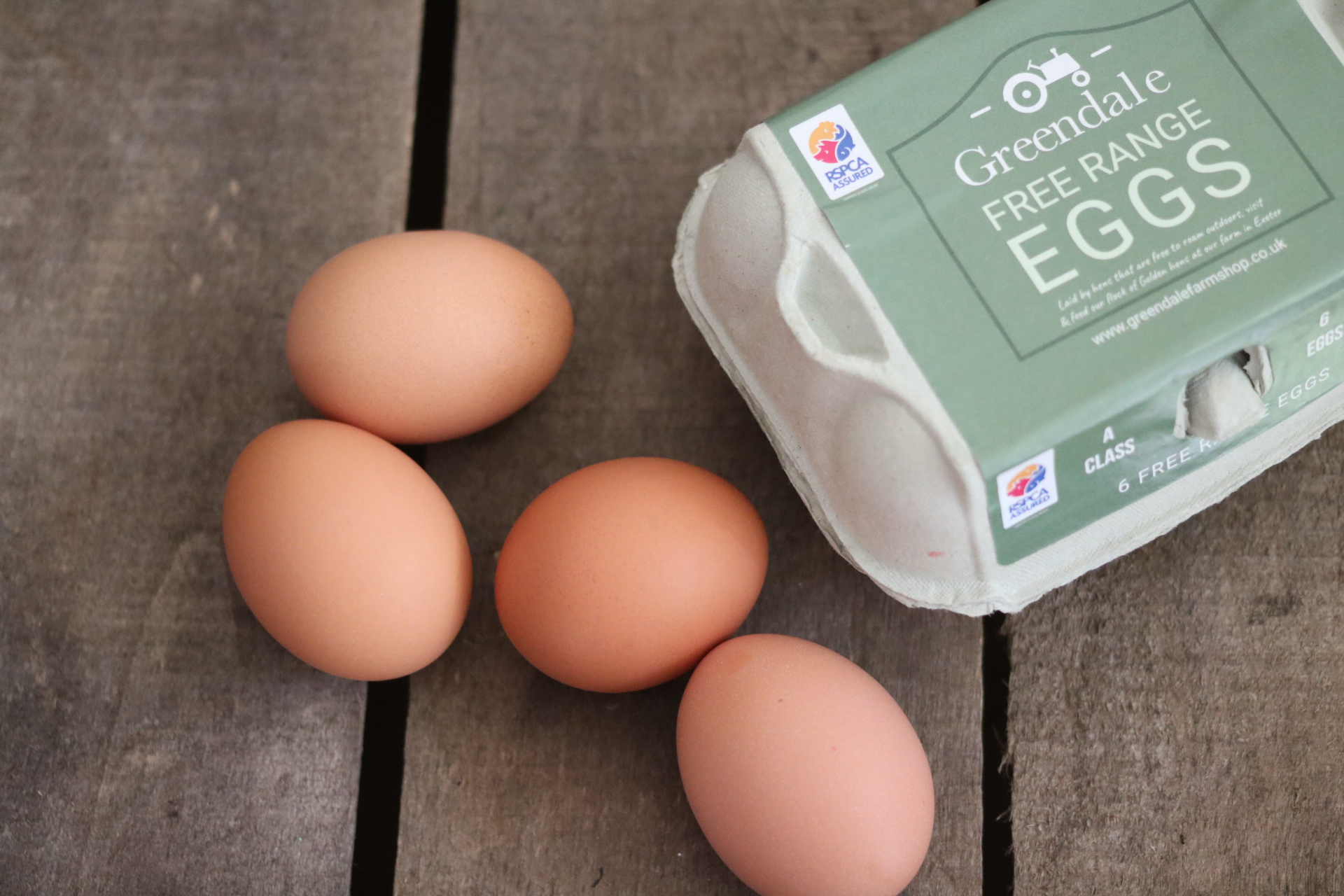 Greendale Free Range Eggs Very Large