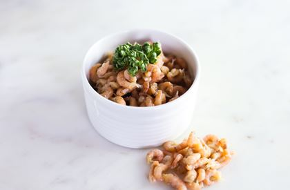 Peeled Brown Shrimp - 200g