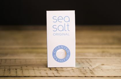 Cornish Sea Salts Original Sea Salt Pouch