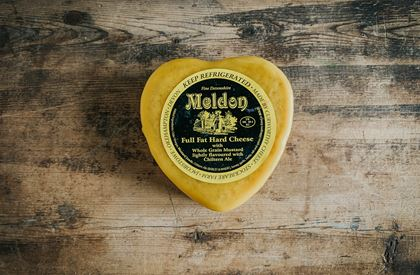 Curworthy Meldon Cheese (Heart Shaped)