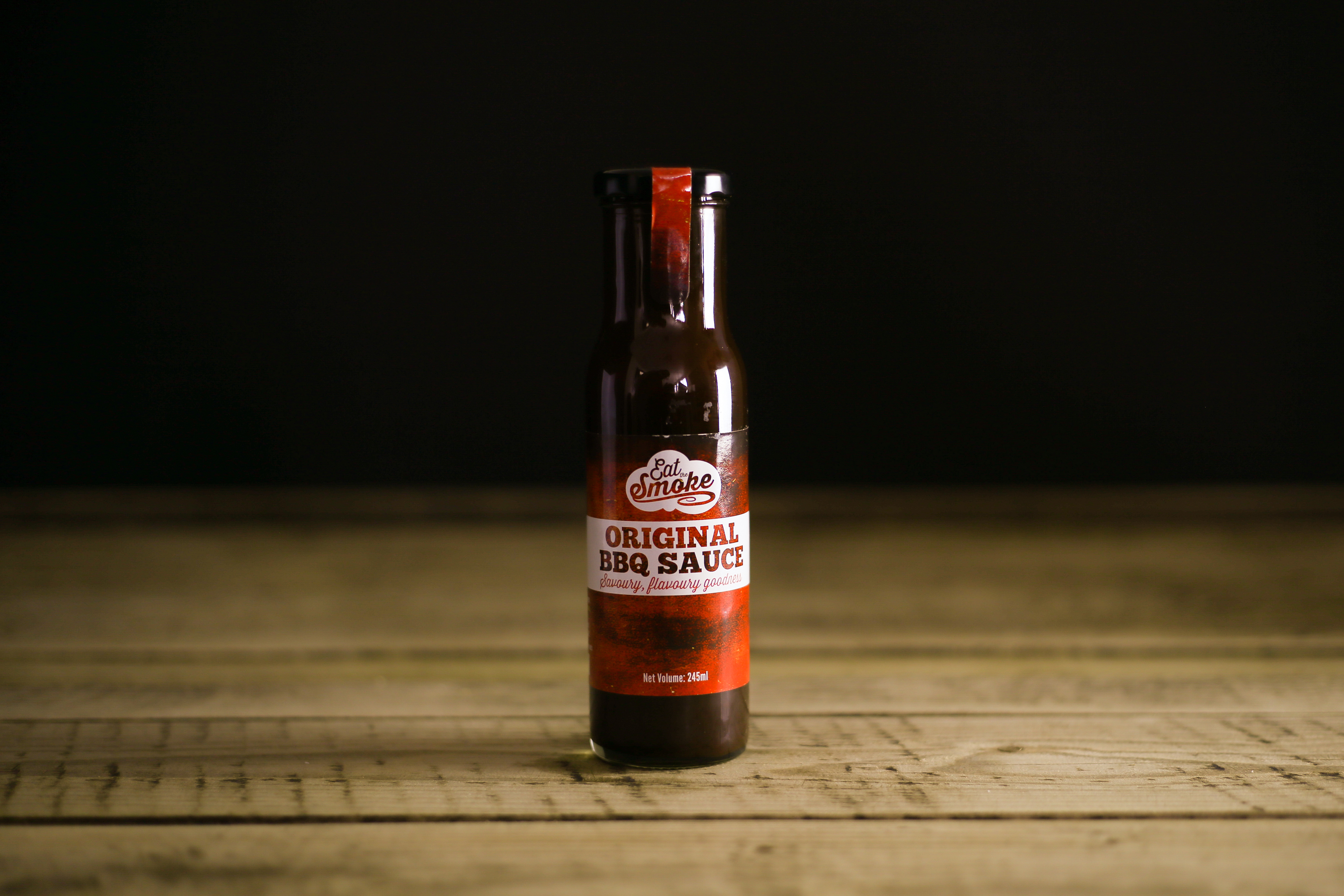 Eat the smoke Original BBQ sauce