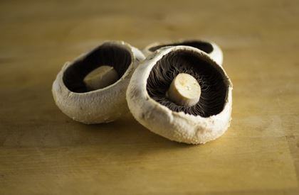Flat Mushrooms 500g