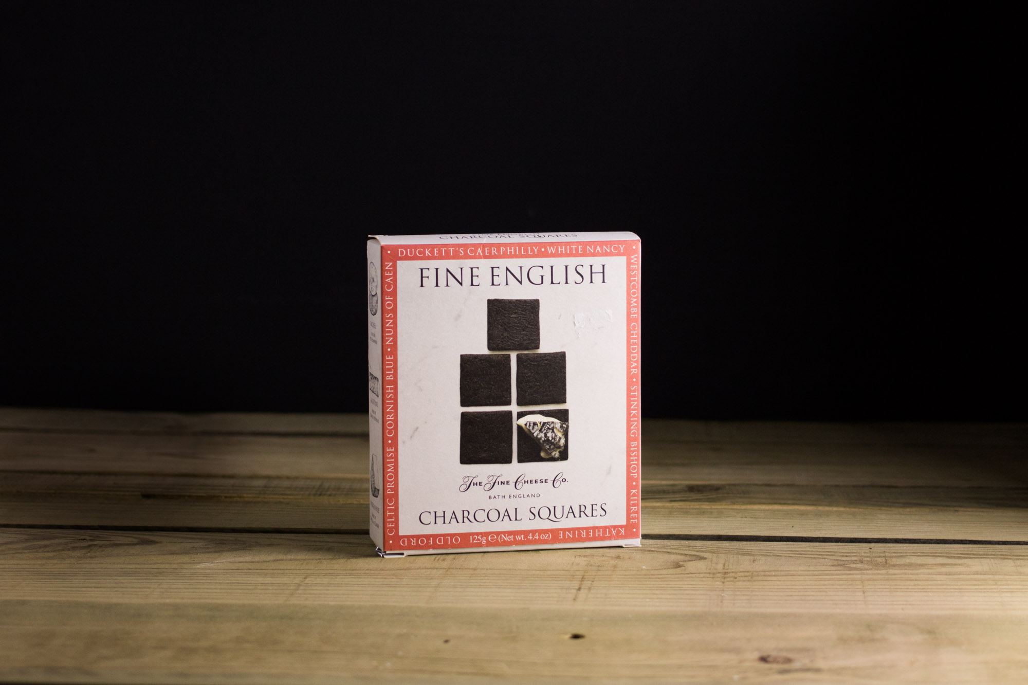 Fine English Charcoal Sqaures