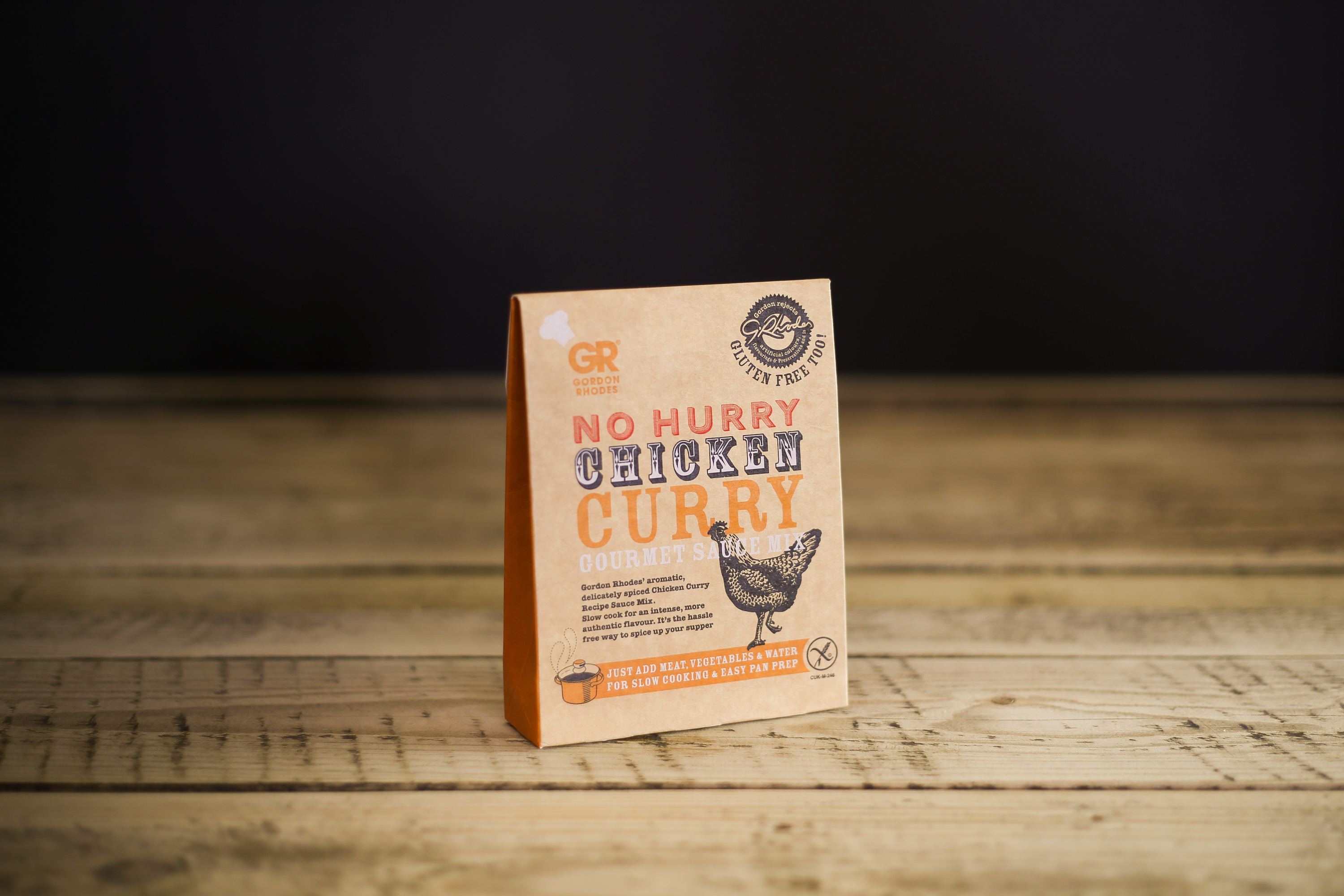 Gordon Rhodes Chicken Curry Gourmet Sauce Mix