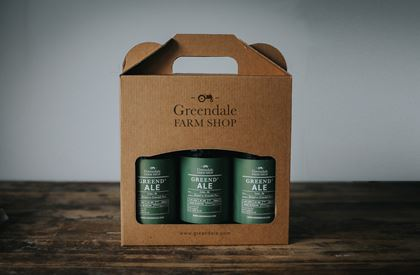 Greend'ale Gift Pack - 500ml x3