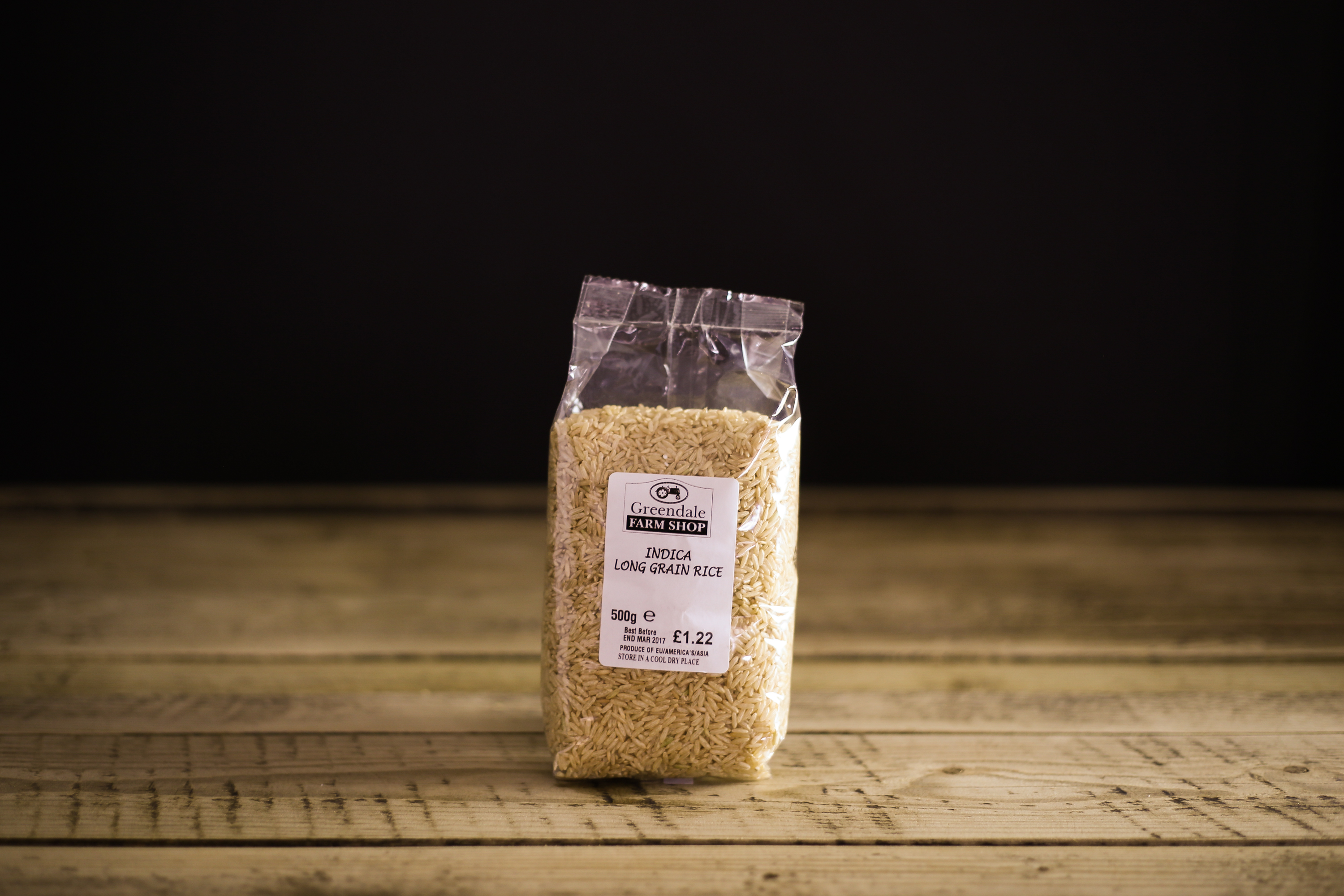 Greendale Indica Long Grain Rice