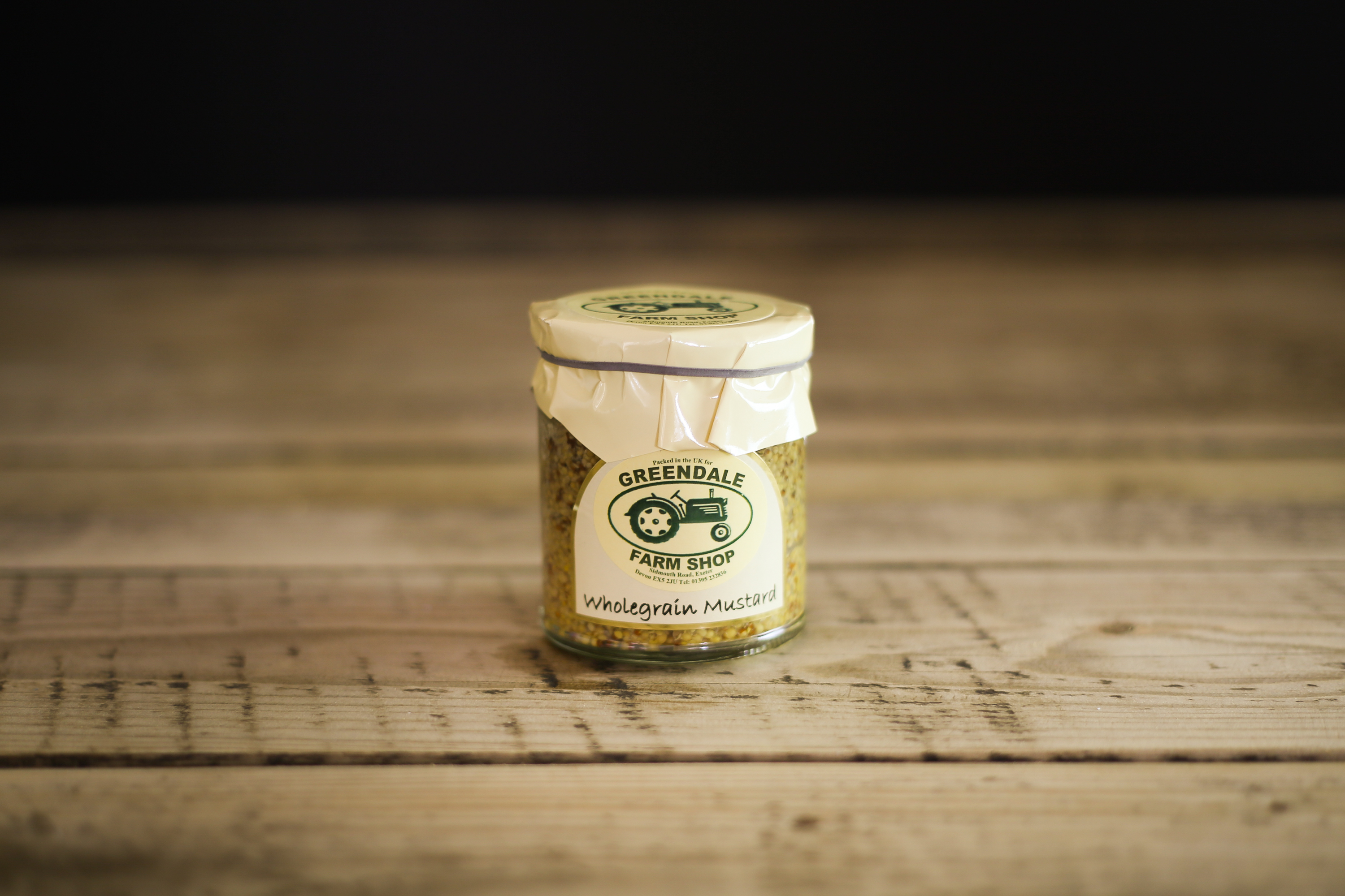 Greendale Wholegrain Mustard