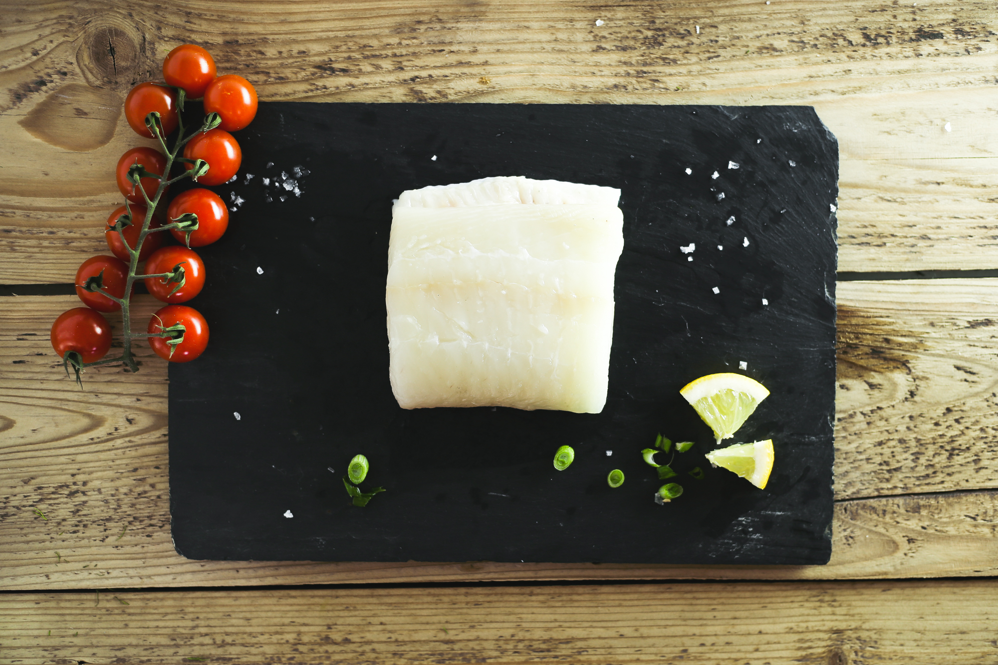 Halibut fillet x 4