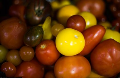 Heritage Tomatoes - 500g