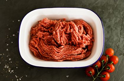 Minced beef 440g