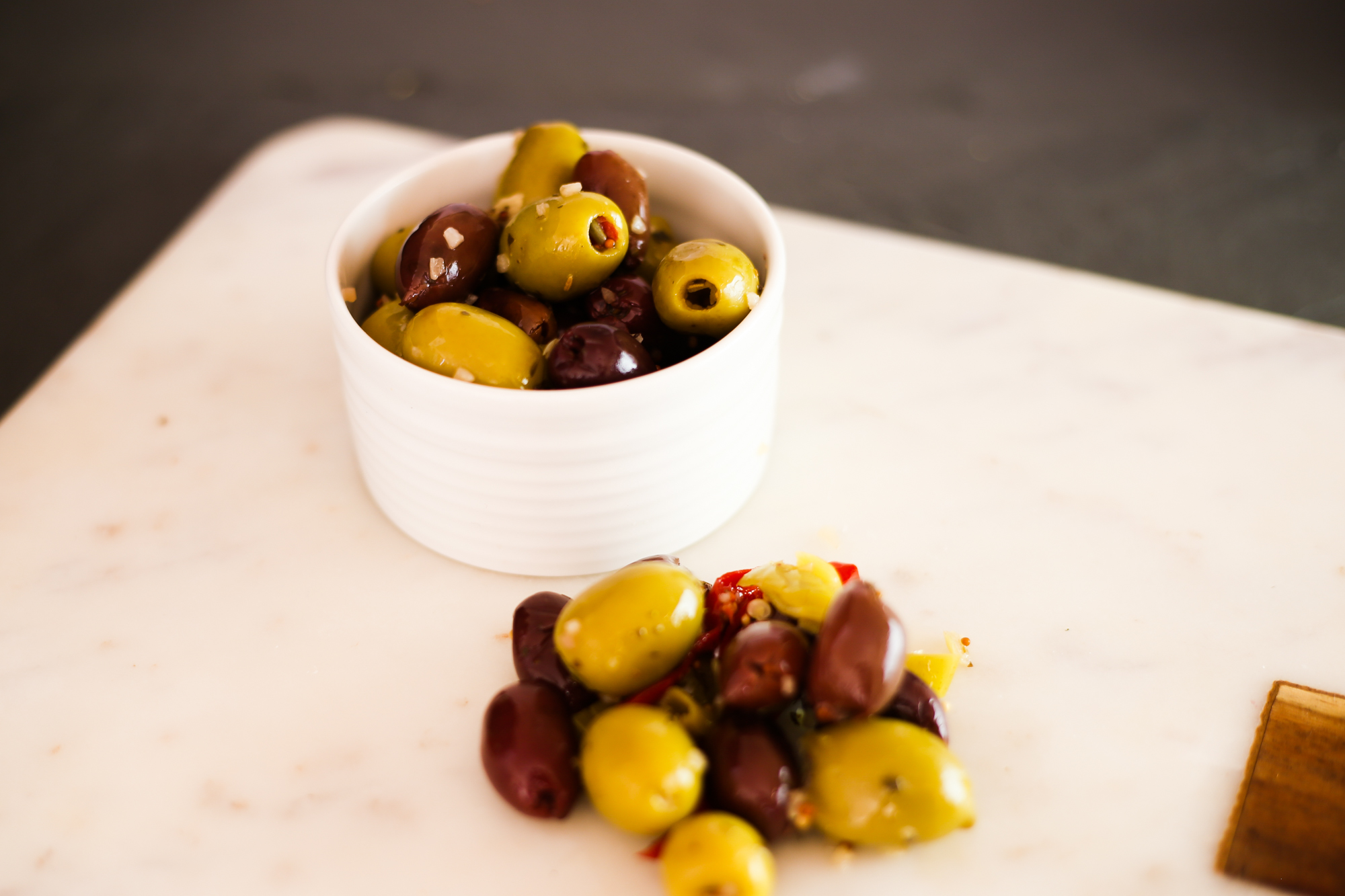 Olive Selection