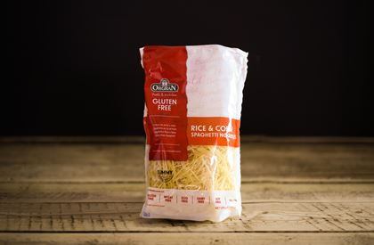 Orgran Gluten Free Rice and Corn Spaghetti Noodles
