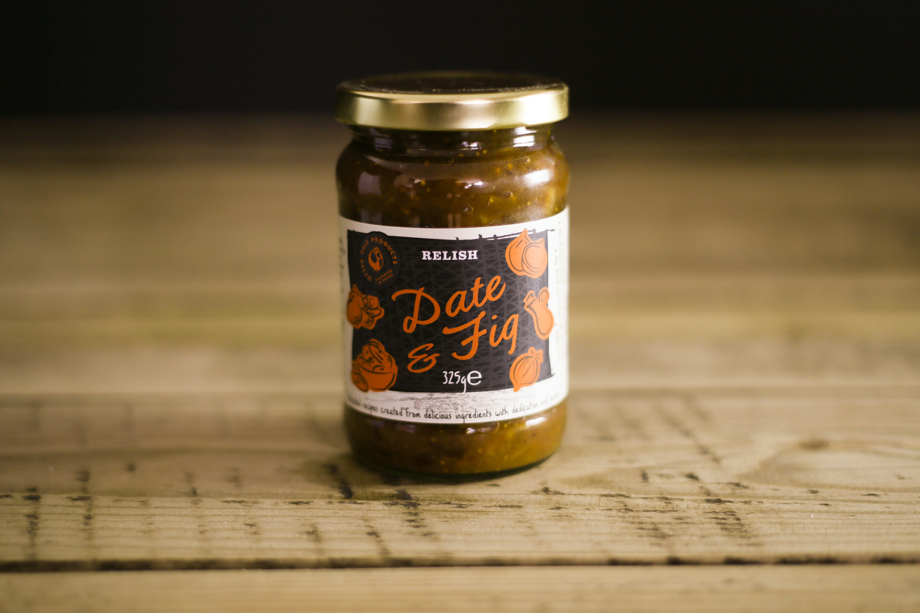 Ottervale Date and Fig Relish