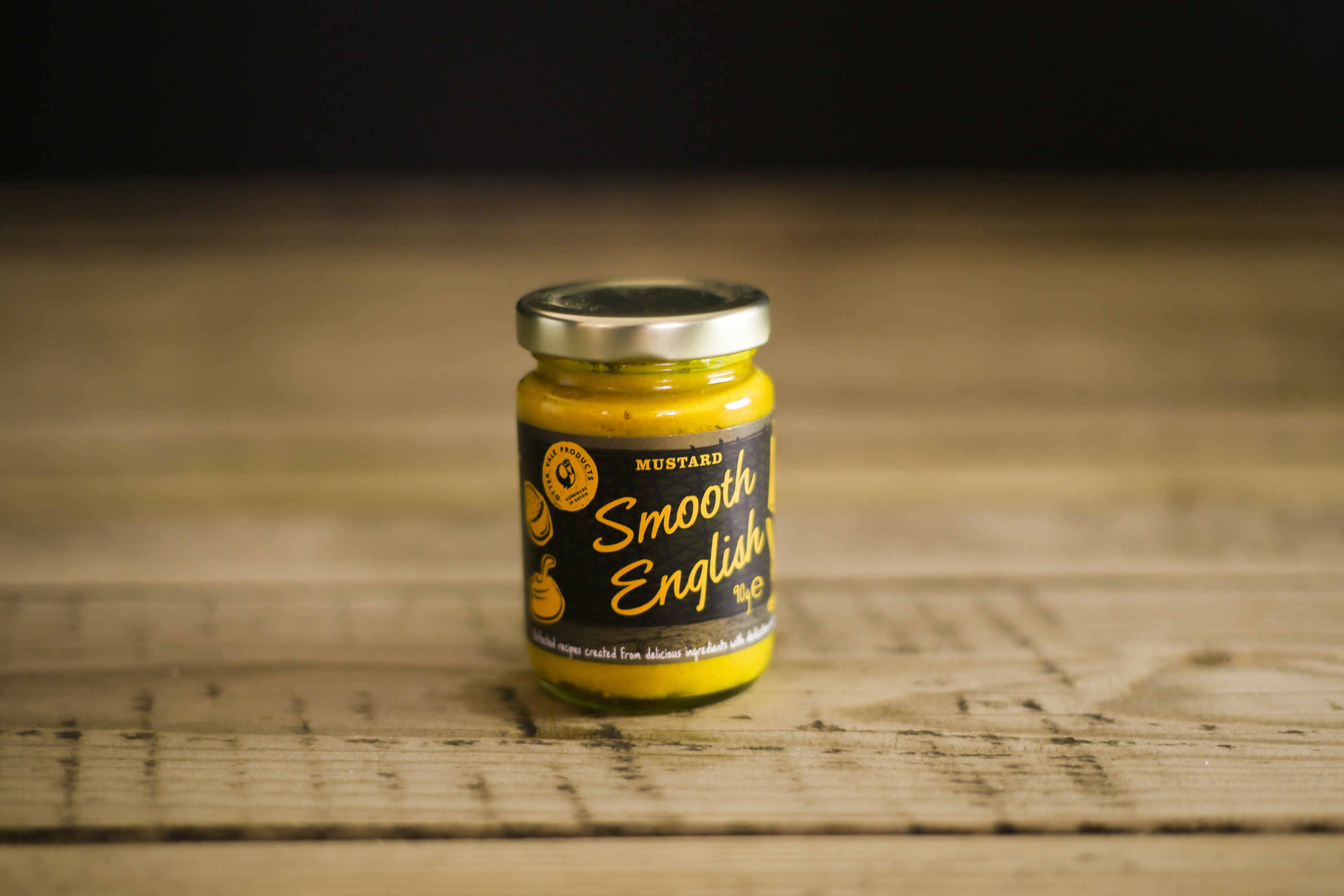 Ottervale Smooth English Mustard