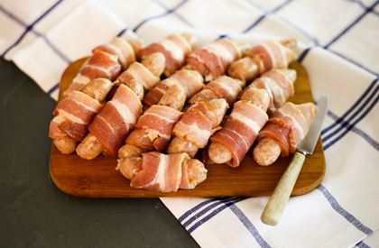 (PRE-ORDER) Pigs in blankets sausages (pack of 14)