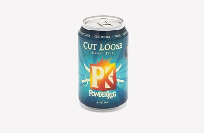 Powderkeg Cut loose - 330ml Can (Gluten Free & Vegan)