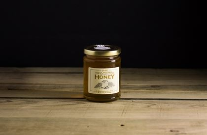 Pure Devonshire Clear Honey
