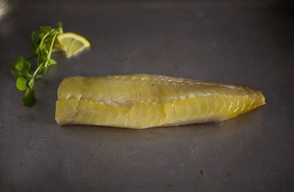 Smoked Hake Fillet, Tail End (MSC Approved)