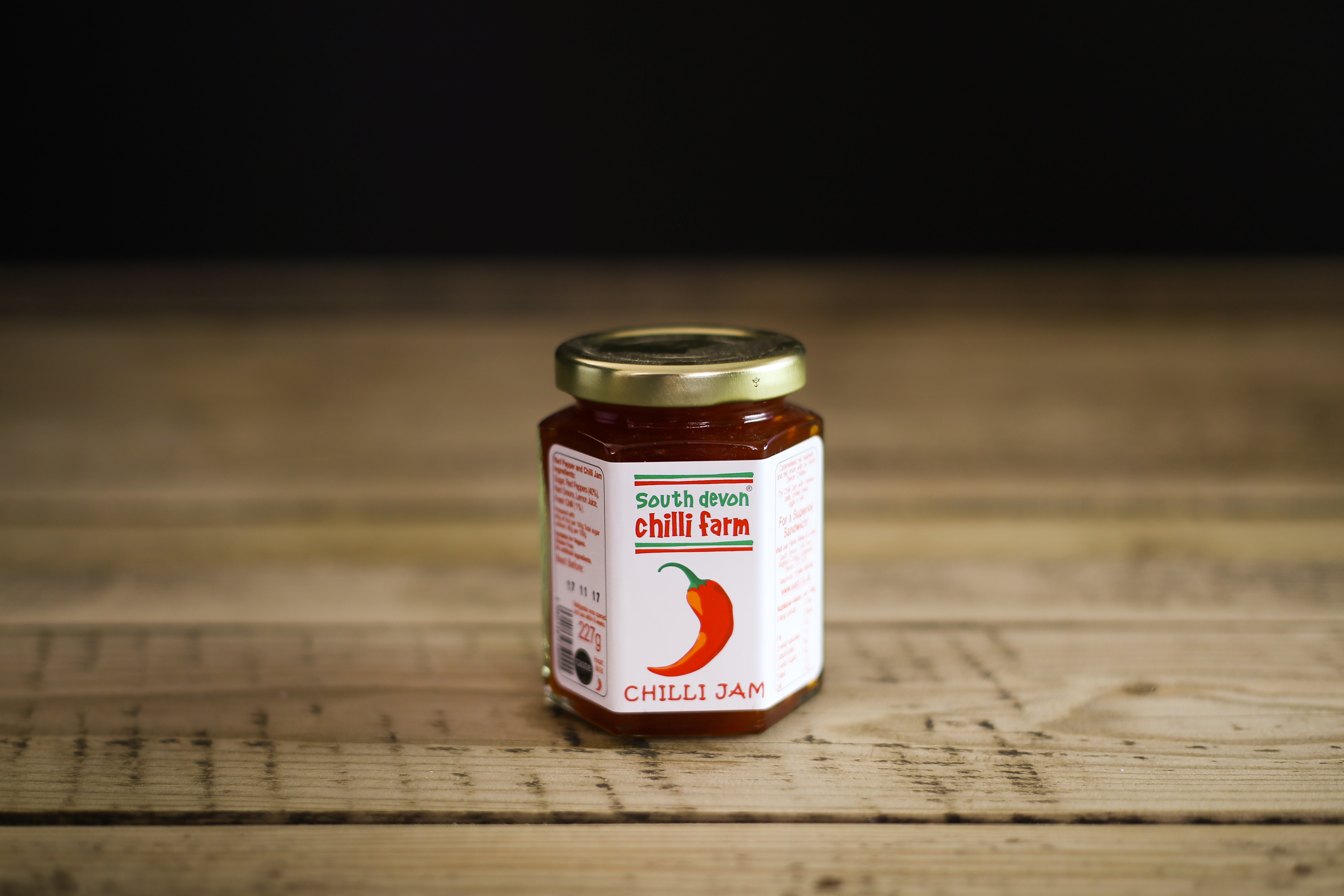 South Devon Chilli Farm Chilli Jam
