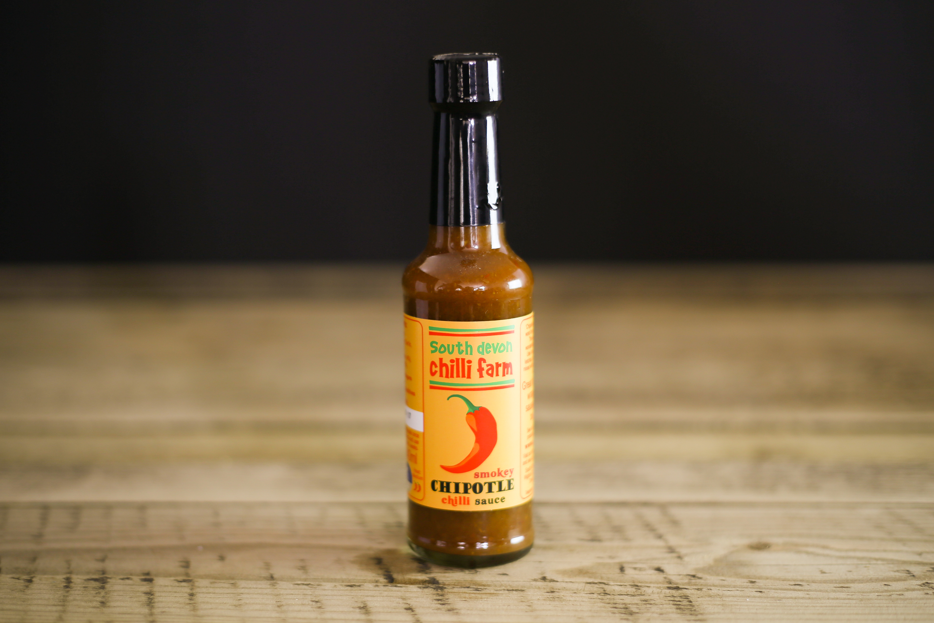 South Devon Chilli Farm Smokey Chipotle Chilli Sauce