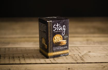 Stag Stornoway Water Biscuits Original