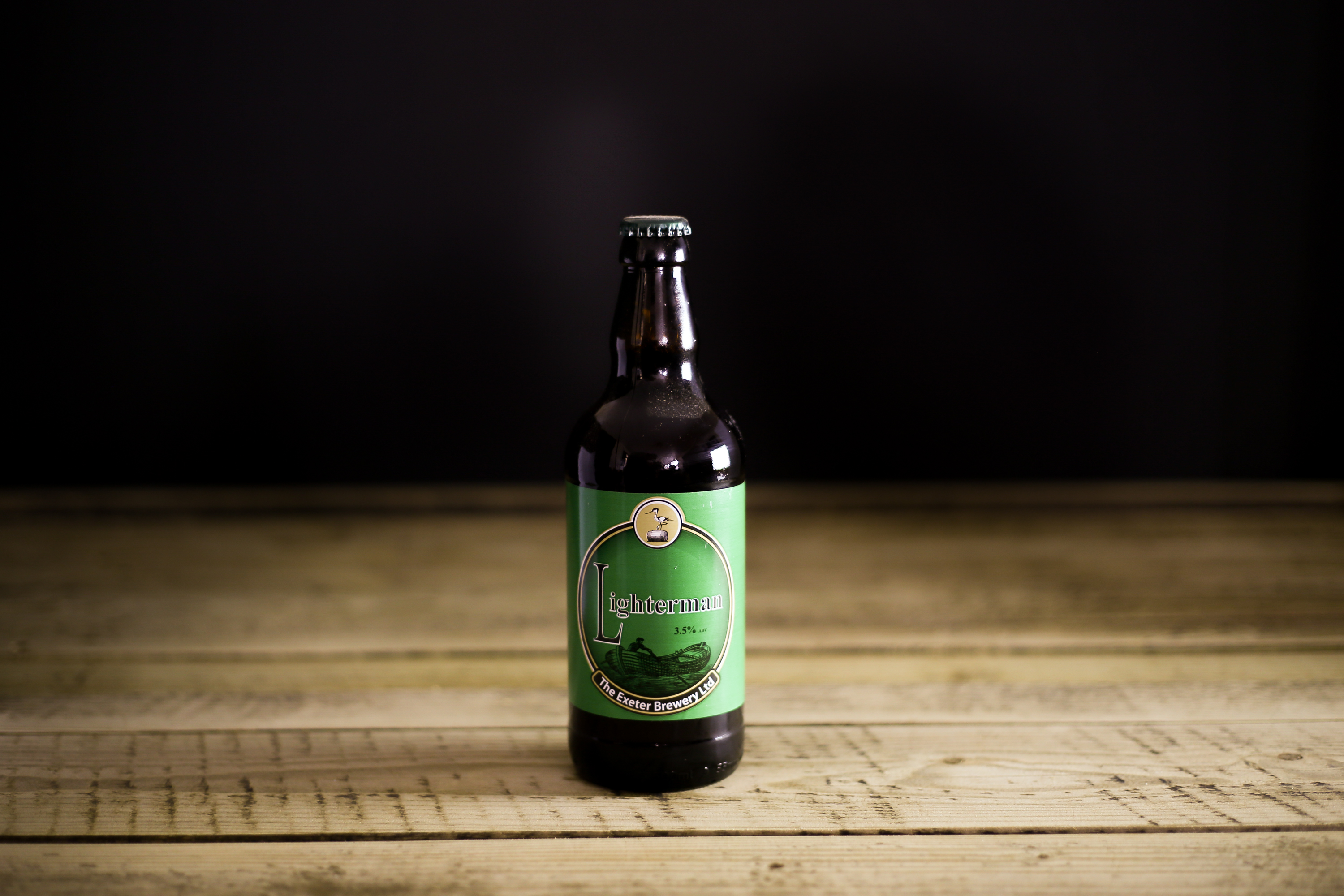 The Exeter Brewery Lighterman Ale