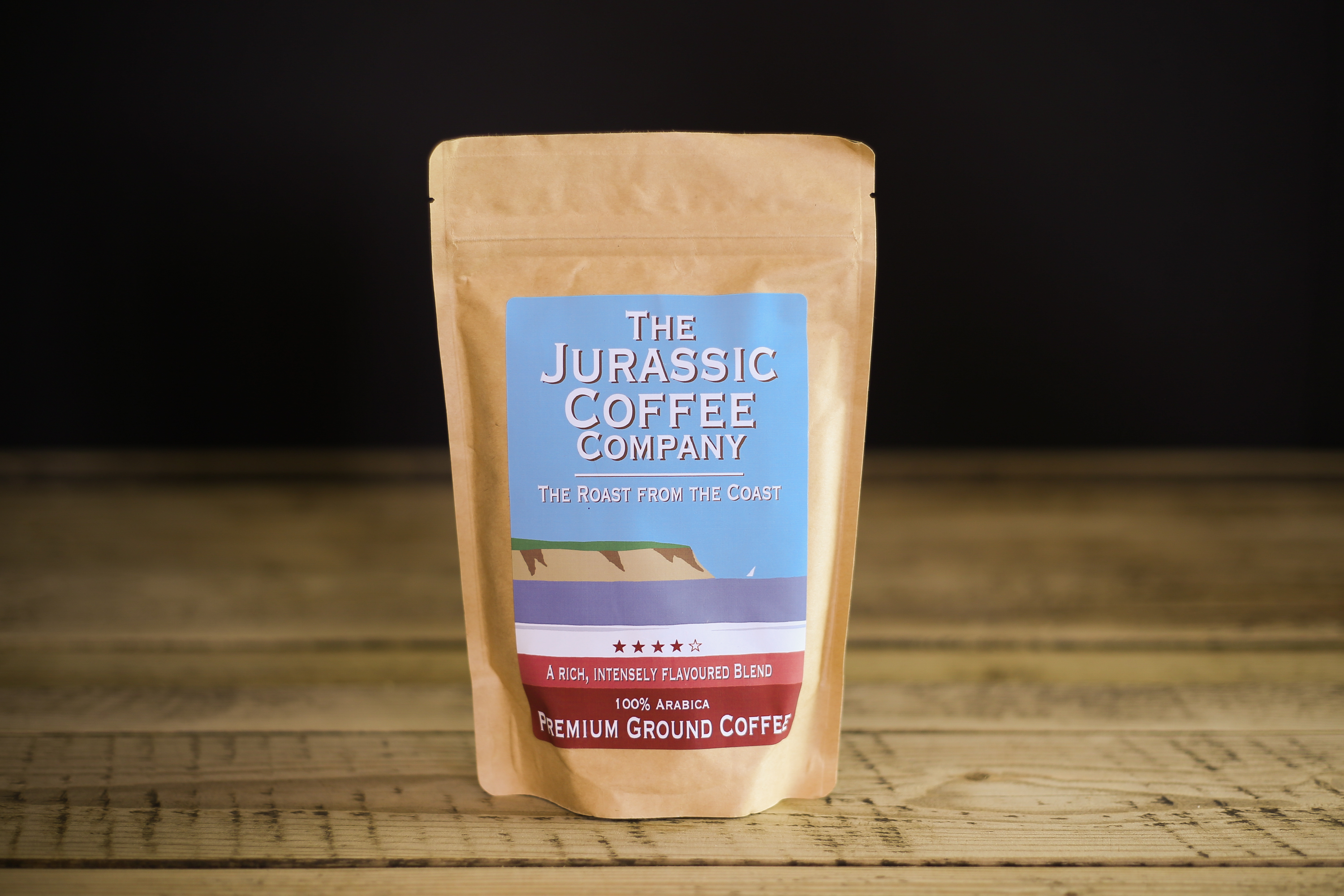 The Jurassic Coffee Company Premium Ground Coffee