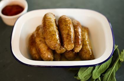 Gluten free pork sausages (pack of 8)
