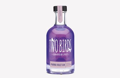Two Birds Parma Violet Gin - 20cl