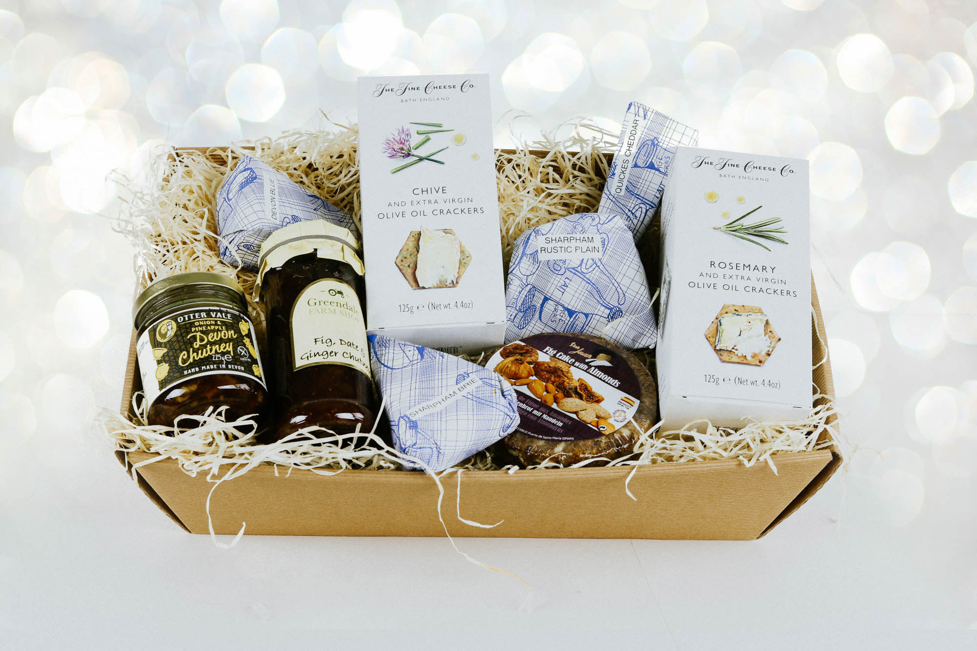 West Country Cheese Hamper
