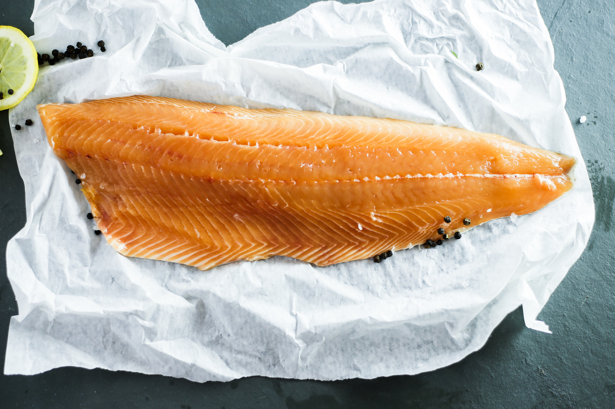 Wild Sea trout fillet (190g)