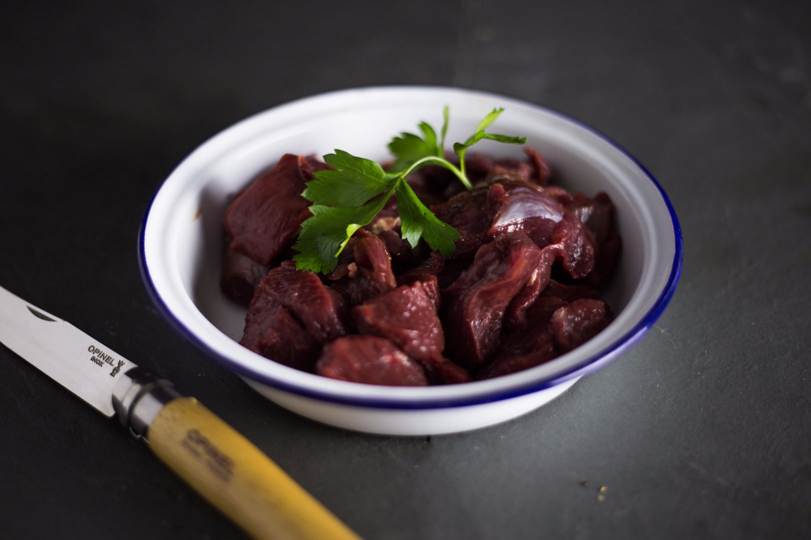 Warming Braised Venison