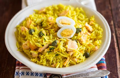 Greendale Kedgeree