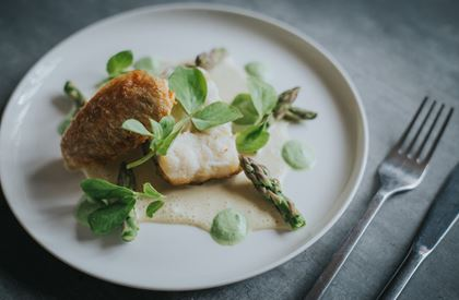 James Checkley's Pan-Fried Pollock Recipe