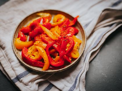 Roasted Peppers image