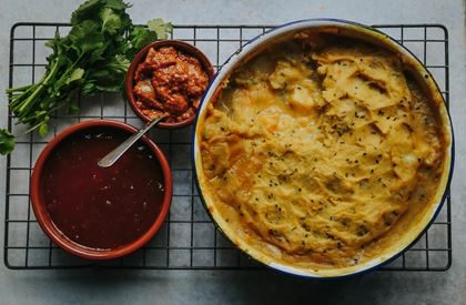Curry-Spiced Fish Pie Recipe